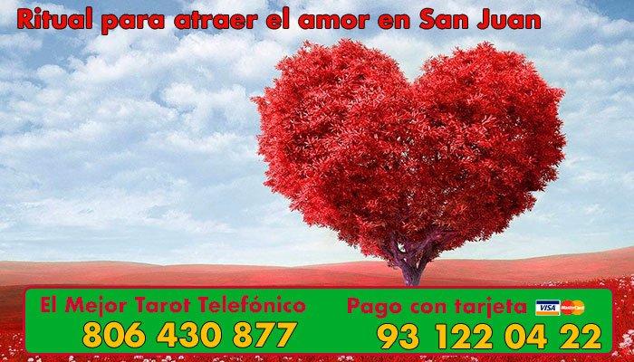 Ritual para atraer el amor en la noche de San Juan