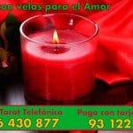 Ritual de amor con velas: recupera tu pareja