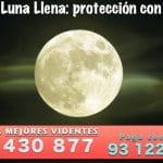 Ritual de Luna Llena: protección con amuletos