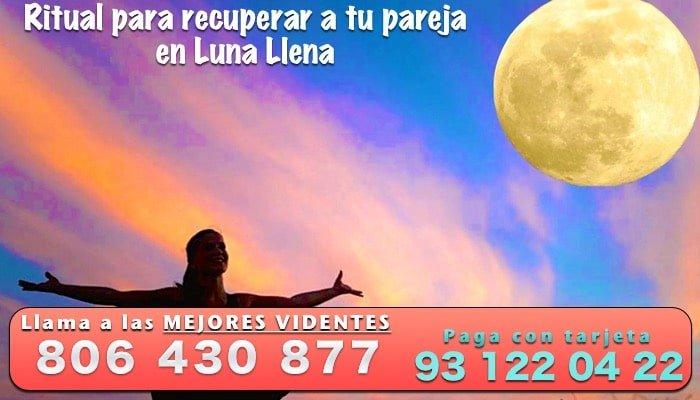 Ritual para recuperar a tu pareja en Luna Lena