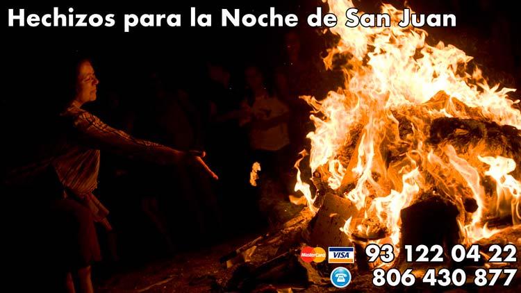 Hechizos para la Noche de San Juan