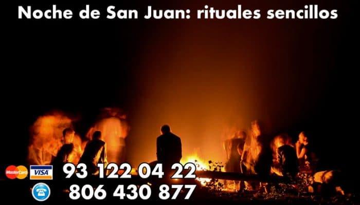Noche de San Juan: rituales sencillos