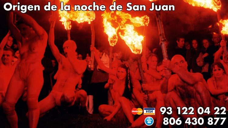 Origen de la noche de San Juan